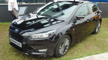 Ford Focus ST-Line - Goodwood FoS