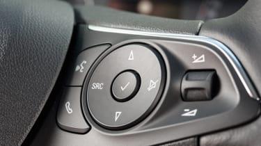 Vauxhall Grandland X controls