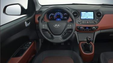 Hyundai i10 1.2 Premium interior