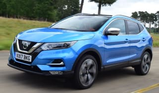Nissan Qashqai - Front Motion