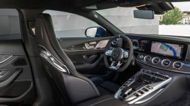 Mercedes-AMG GT 4-door - cabin