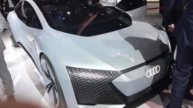 Audi Aicon concept - show front