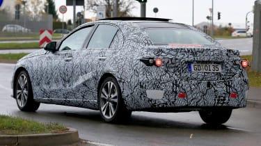 New Mercedes C-Class - spy shot 6
