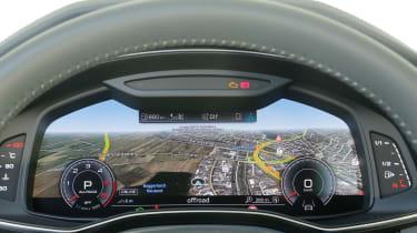 Audi A6 Allroad - Virtual Cockpit