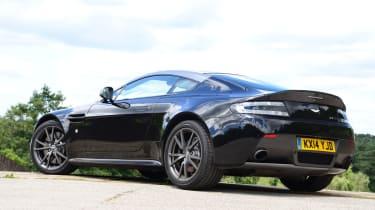 Aston Martin V8 Vantage N430 - rear
