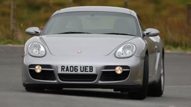 Best cars for under £15,000 - Porsche Cayman