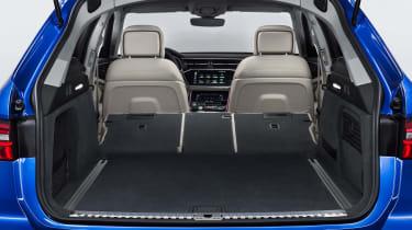 Audi A6 Avant - boot seats down