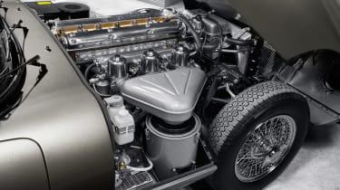 Jaguar Classic E-Type Reborn engine