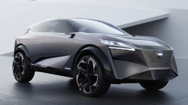 Nissan IMQ concept - front