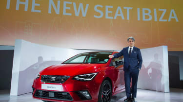 New SEAT Ibiza 2017 - launch event front 2