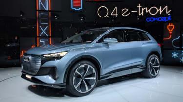 Audi Q4 e-tron concept - Geneva front