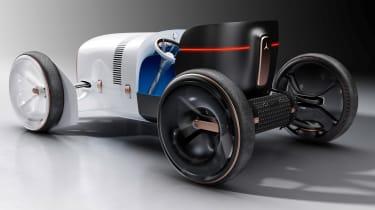 Mercedes Simplex Concept - rear