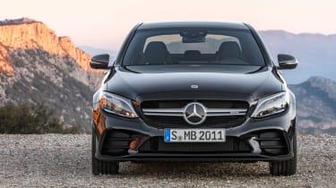 Mercedes-AMG C 43 - full front