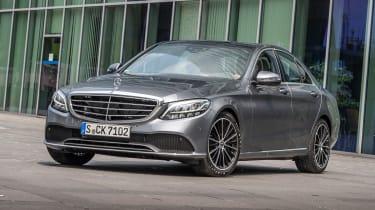 Mercedes C-Class - front