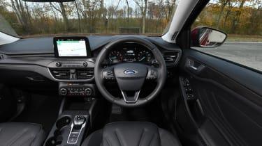 Ford Focus Vignale - interior