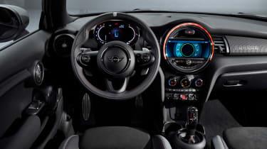 MINI John Cooper Works GP - interior