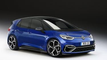 Volkswagen ID.3 R exclusive image
