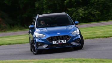 Ford Focus ST Estate - drift