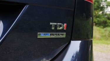 Volkswagen Golf Estate badge