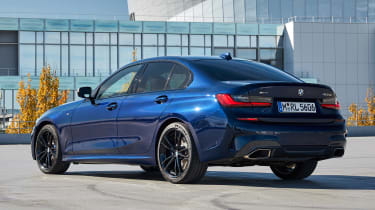 BMW M340i xDrive - rear static
