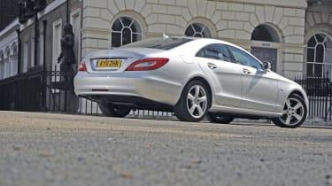 Mercedes CLS 250 CDI
