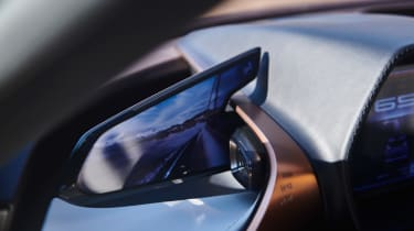 Lexus LF-1 Limitless - dash