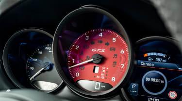 Porsche Macan GTS - dials