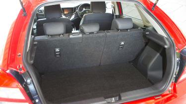 Suzuki Baleno SVHS mild hybrid - boot