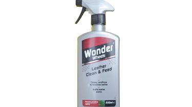 Wonder Wheels Leather Clean & Feed