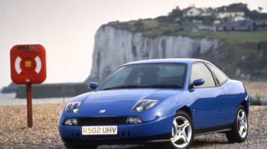 The real Fiat Coupe.