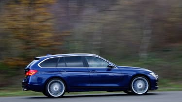 Alpina D3 Touring side
