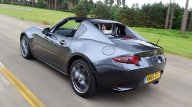 Mazda MX-5 RF long-term test - rear