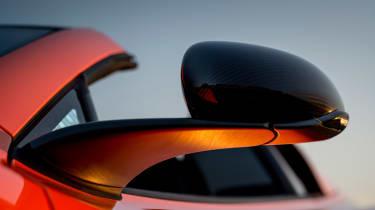 McLaren 650S Spider wingmirror