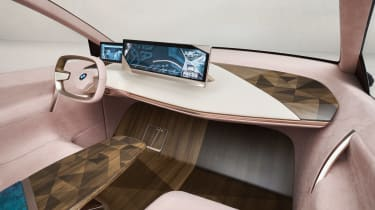BMW Vision iNEXT - studio cabin