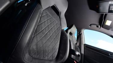 Skoda Kodiaq Sportline - front seats