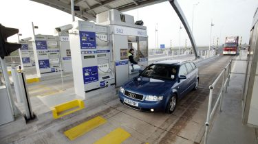Road pricing motorway toll