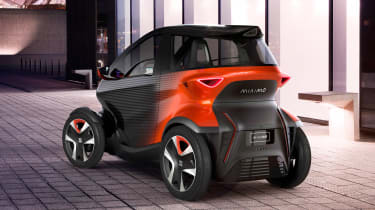 SEAT Minimo concept - rear static