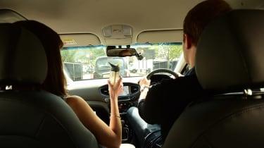 Driver Emotion Test - smoothie test