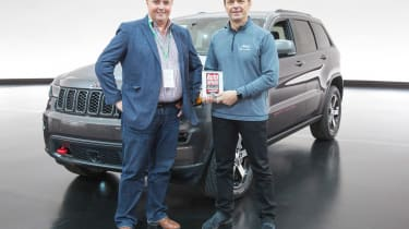 New Car Awards 2016: Hall of Fame - Mike Manley