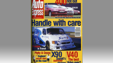 Auto Express Issue 400