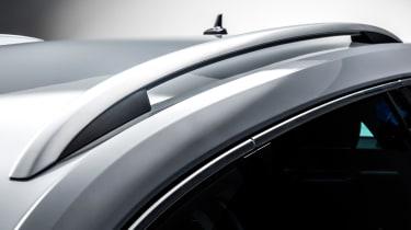 Skoda Kodiaq SUV 2016 - white roof rail