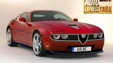Alfa Romeo Montreal - Most Wanted Cars