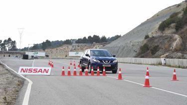 Precision Driving - Qashqai cones