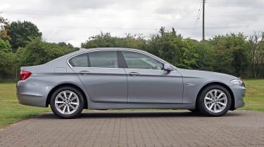 Used BMW 5 Series - side
