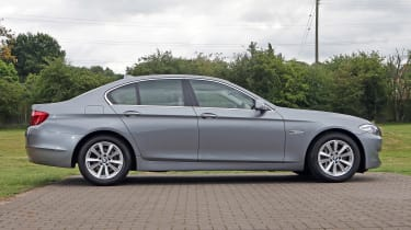 Used BMW 5 Series - side