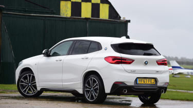 BMW X2 - rear static