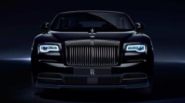 Rolls-Royce Dawn Black Badge - full front static