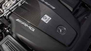 Mercedes-AMG GT C - engine