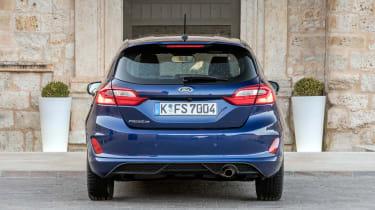 Ford Fiesta ST-Line - full rear static