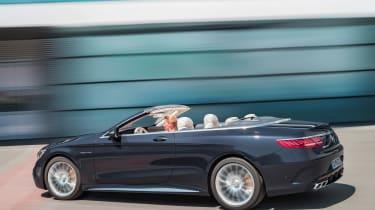 Mercedes-AMG S 65 Cabriolet - rear